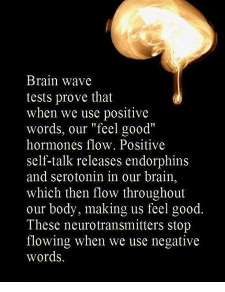 Feel good hormones